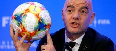 FIFA alista Mundial Qatar 2022 con 48 selecciones