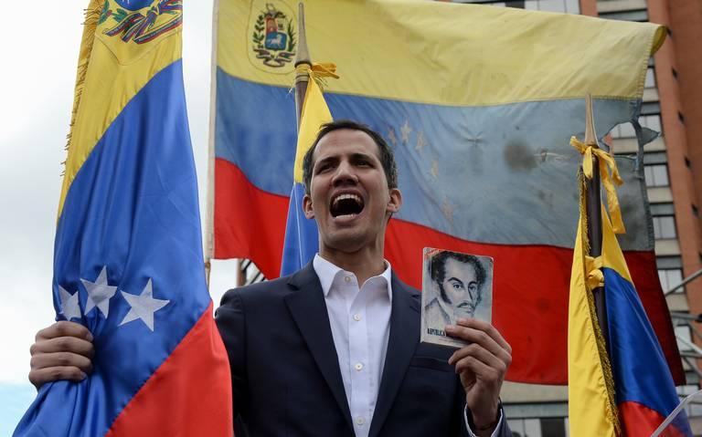 Detienen a jefe de despacho de Guaidó; lo acusan de terrorismo