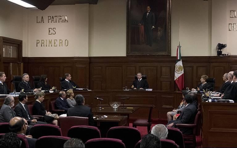 Senado avala terna de AMLO para Suprema Corte