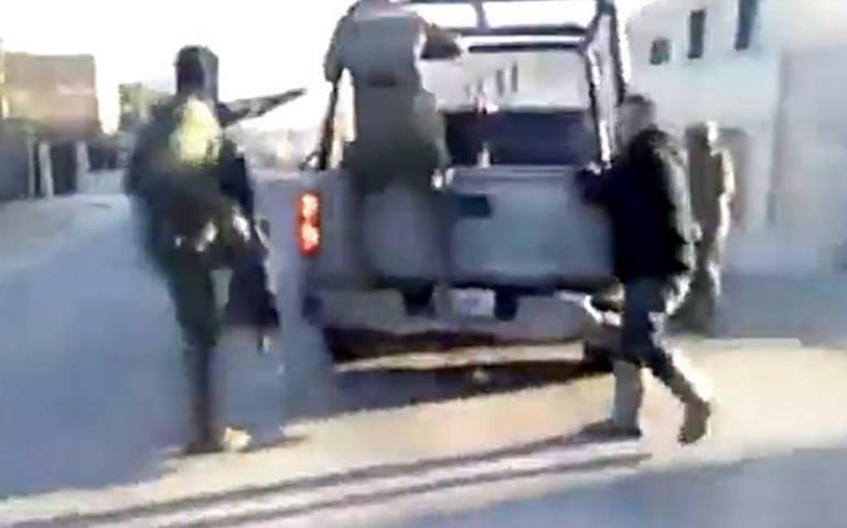 [Video] Se desata enfrentamiento entre marinos y pescadores en BC; hay tres heridos