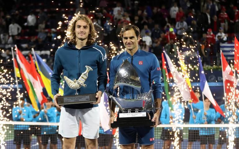 Roger Federer hace historia al conquistar su título 100, en Dubai