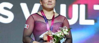 ¡Alexa Moreno va por otra medalla! Avanza a final en Mundial de Gimnasia