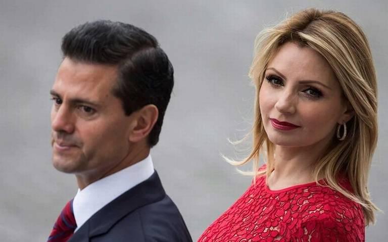 Autos y viajes en avión; esto es lo que pediría Angélica Rivera a EPN tras divorcio