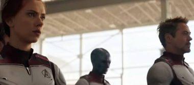 ¡Locura total! Llega el nuevo trailer de Avengers: Endgame