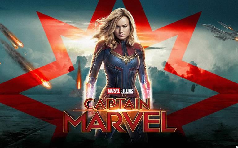 Brie Larzon toma el control en Capitana Marvel