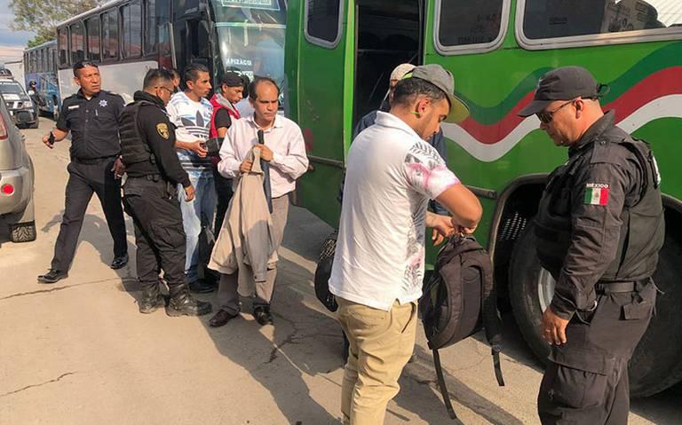 El peligroso oficio de ser chofer en Tecámac