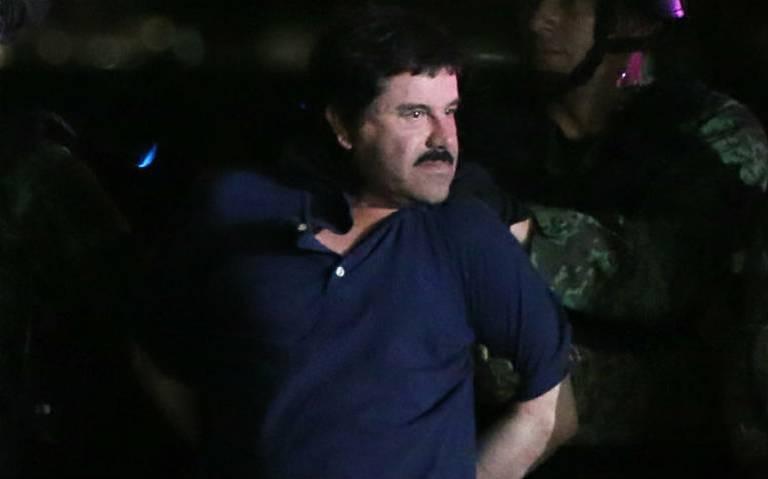 SCJN desecha amparo de El Chapo para ser repatriado