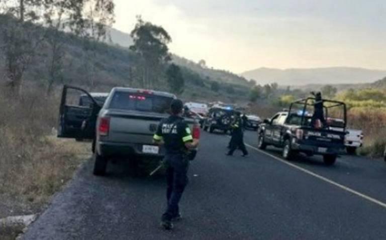 Sujetos armados emboscan a Fiscal Regional de Ixtapan de la Sal