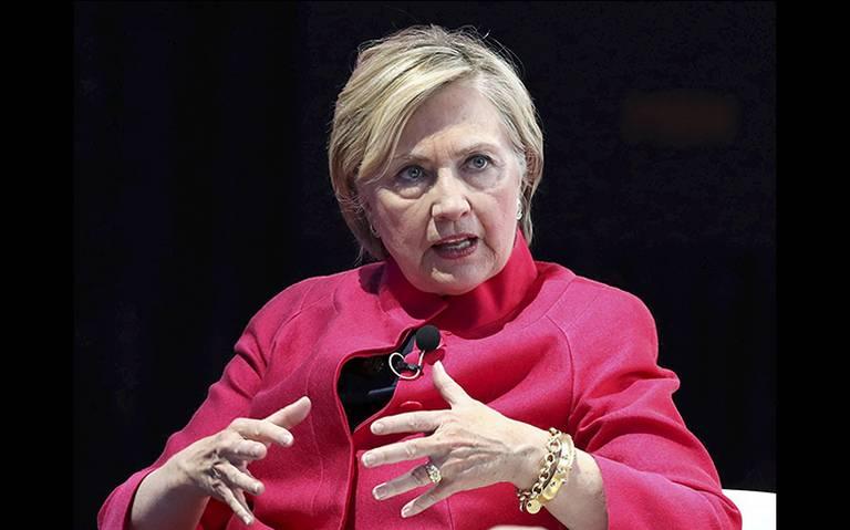 Hillary Clinton descarta postularse para presidencia de EU en 2020