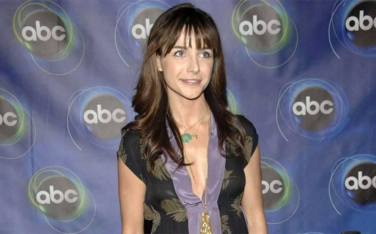 Hallan muerta a Lisa Sheridan, actriz de CSI