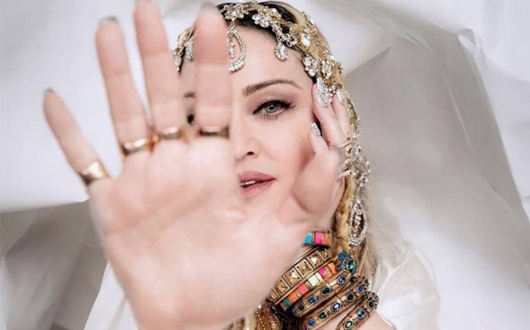 A ritmo de fado, Madonna renueva su clásico Like a virgin