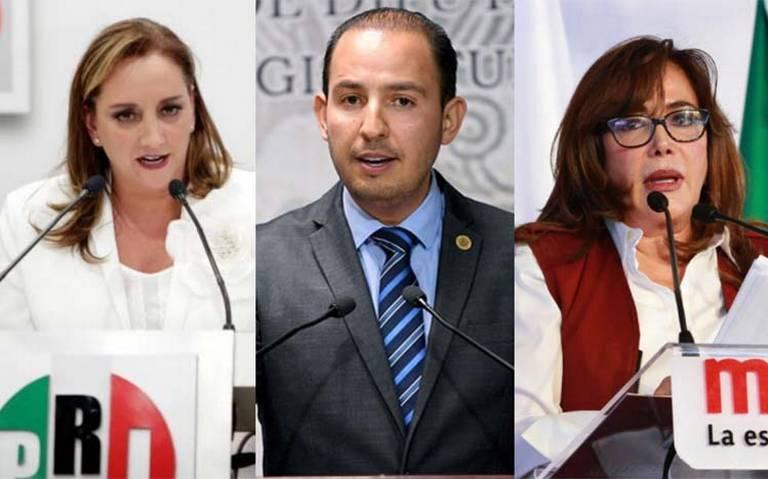 A 100 días del gobierno de AMLO, PRI, PAN y Morena ven aciertos y desaciertos