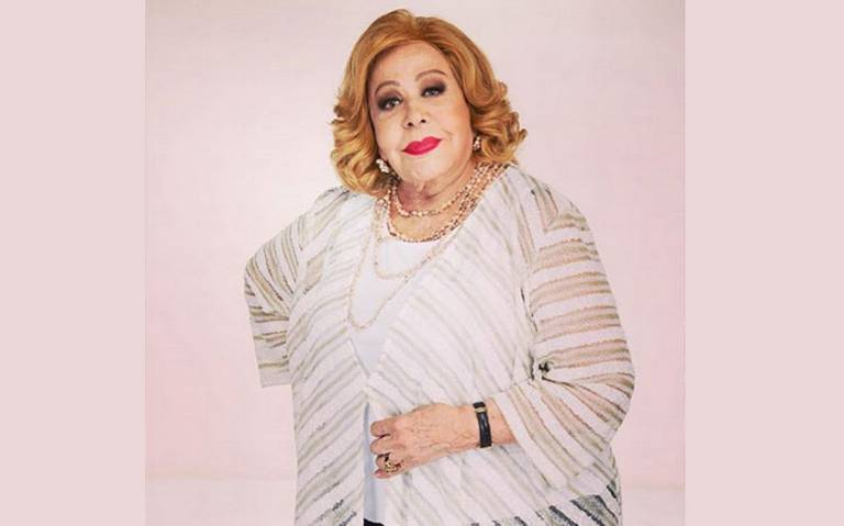 ¿Silvia Pinal hospitalizada? Origel aclara rumores