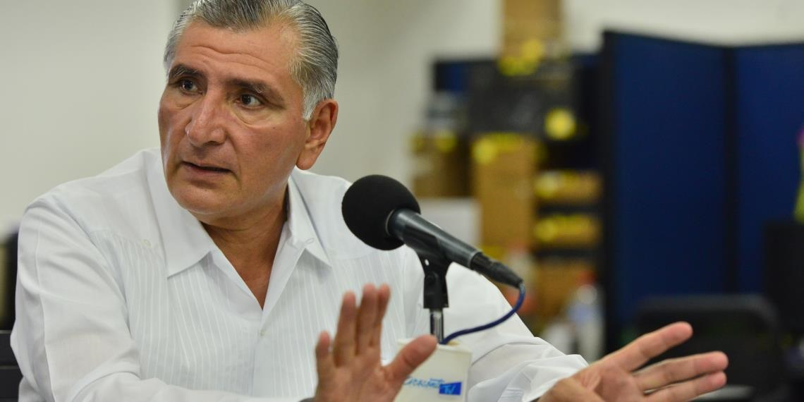 Entrevista con el Gobernador de Tabasco, Adán Augusto López