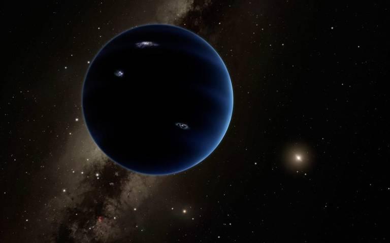 Es hasta 4 veces el tamaño de la Tierra, así es imaginar al Planeta Nueve