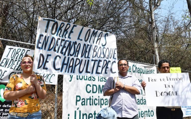 Sheinbaum, en la mira de un tribunal por Chapultepec