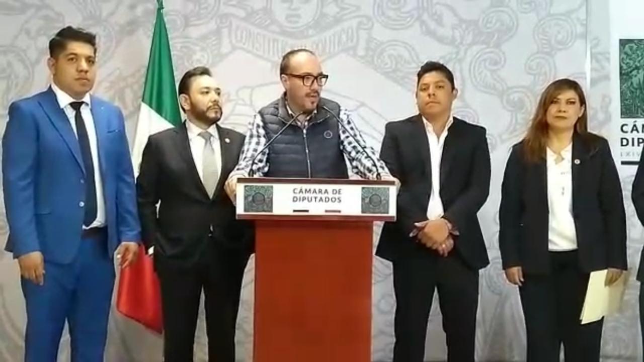 Anuncia Mauricio Toledo que diputados sin partido que votarán a favor de la Reforma Educativa