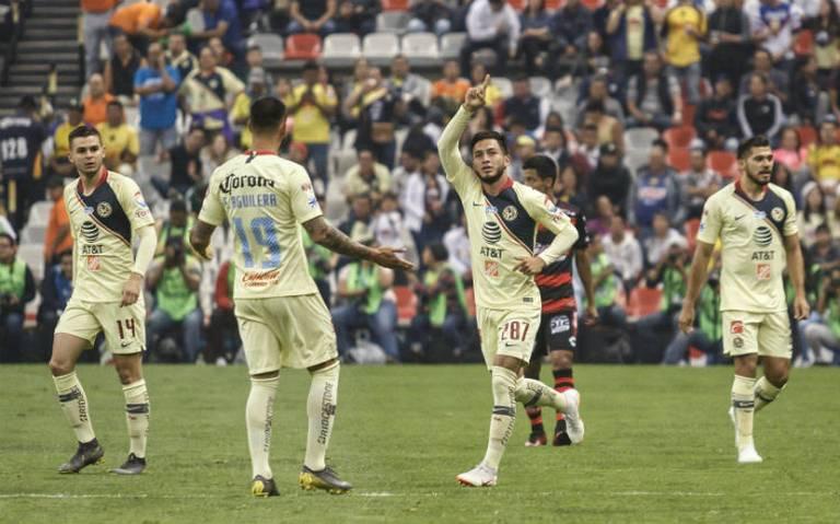 América golea a Xolos y está en la final de la Copa MX