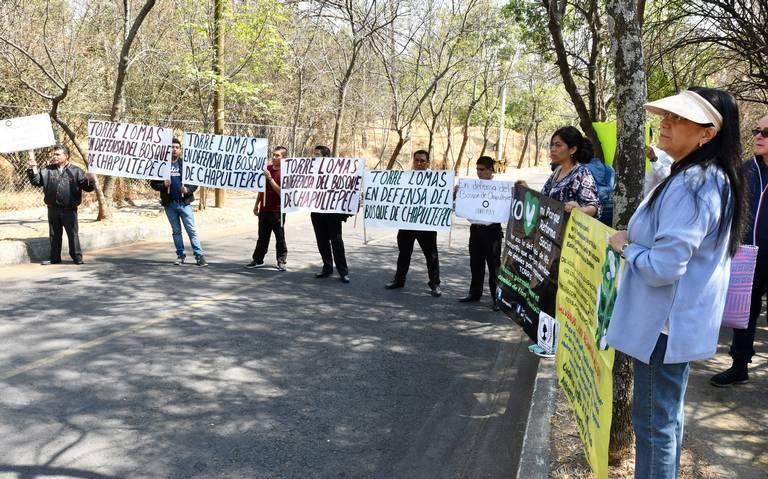Llevarán ante la Corte caso del predio en Chapultepec