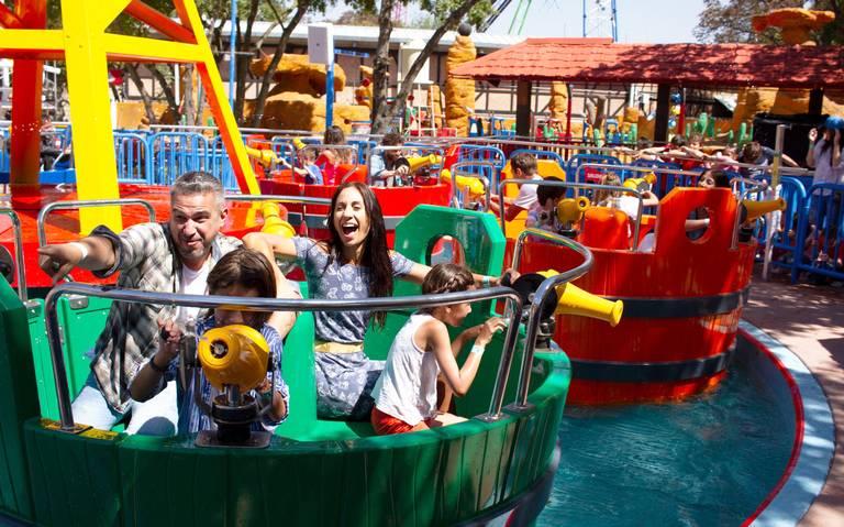 Gastan SAT y Hacienda 3.7 mdp en entradas a Six Flags