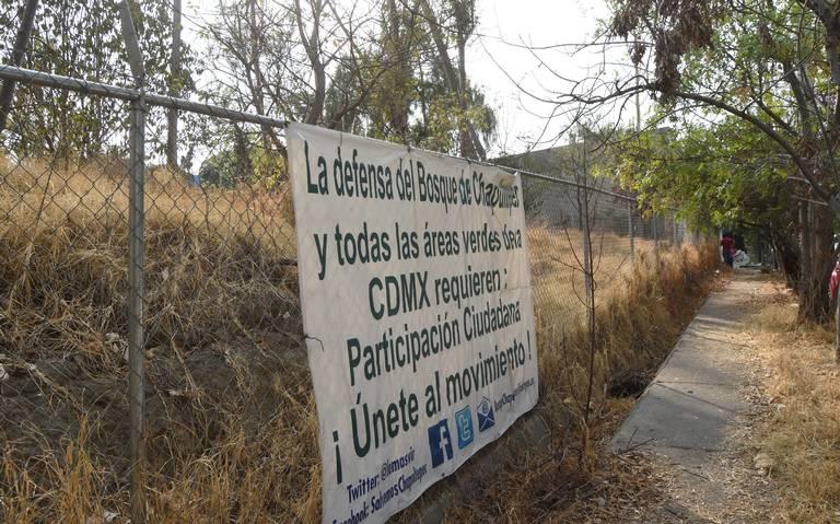 Reinicia la privatización del Bosque de Chapultepec