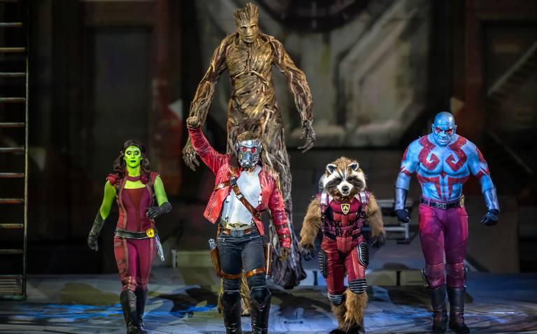 Los superhéroes más famosos toman el Palacio de los Deportes con Marvel Universe Live!