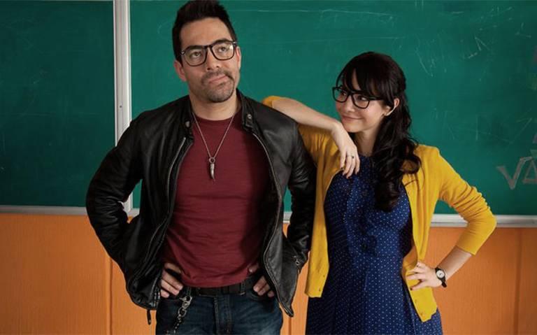 Martha Higareda y Omar Chaparro estrenan en México No manches Frida 2
