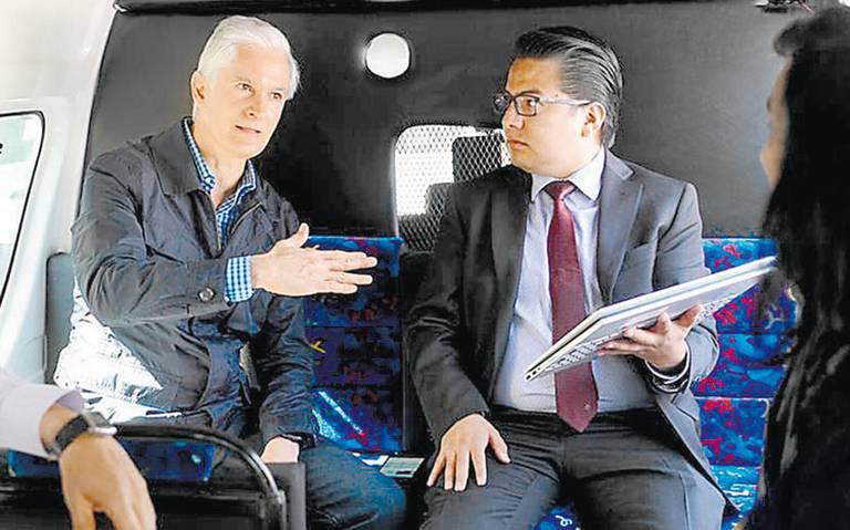Moderniza el Edomex transporte de pasajeros