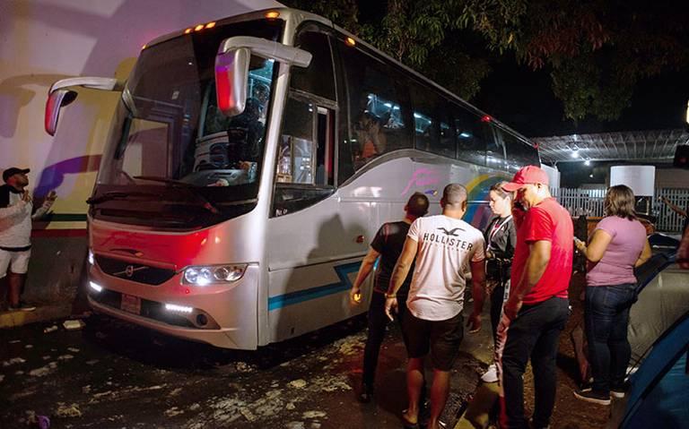 Sale nueva caravana migrante de Honduras hacia México