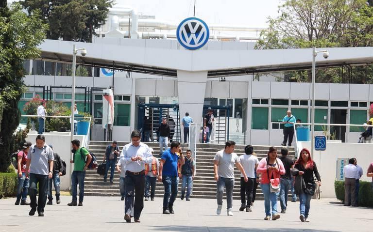 Volkswagen México prescindirá de más de 700 personas
