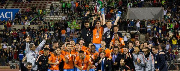 ¡América es Campeón de la Copa MX!