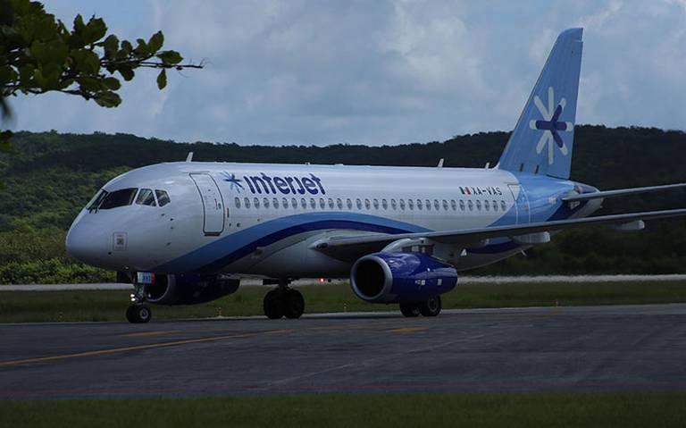 Más de cinco mil afectados por 34 vuelos cancelados de Interjet: Profeco