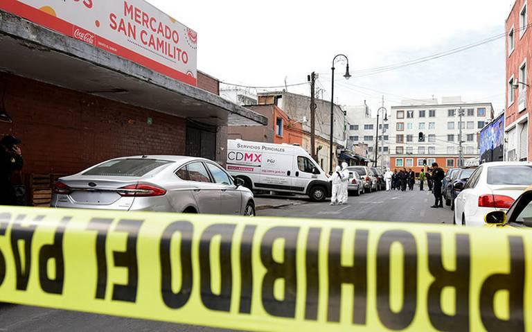 Homicidios, imparables en la CDMX; en marzo, 5.1 asesinatos diarios
