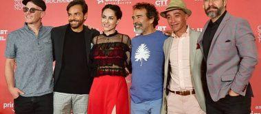 Sebastián del Amo reúne un elenco ecléctico para cinta El complot mongol