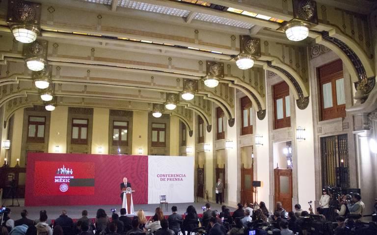AMLO reitera que no habrá censura a medios de comunicación