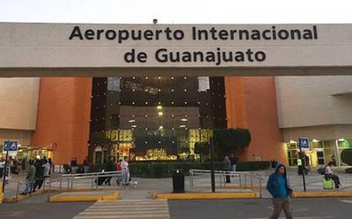 Roban 20 mdp a camión de valores en Aeropuerto de Guanajuato