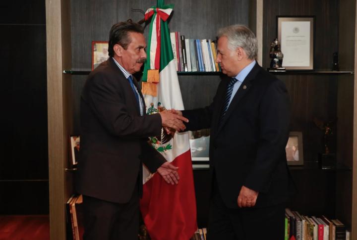 Simón Levy renuncia como subsecretario de Sectur; Alejandro Aguilera toma el cargo