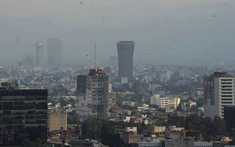 Valle de México, a punto de cumplir un día bajo contingencia ambiental