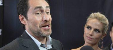 Demián Bichir anuncia el fallecimiento de su esposa Stefanie Sherk
