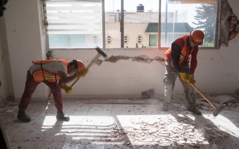 Ordenan la demolición de siete pisos a edificio en la Hipódromo