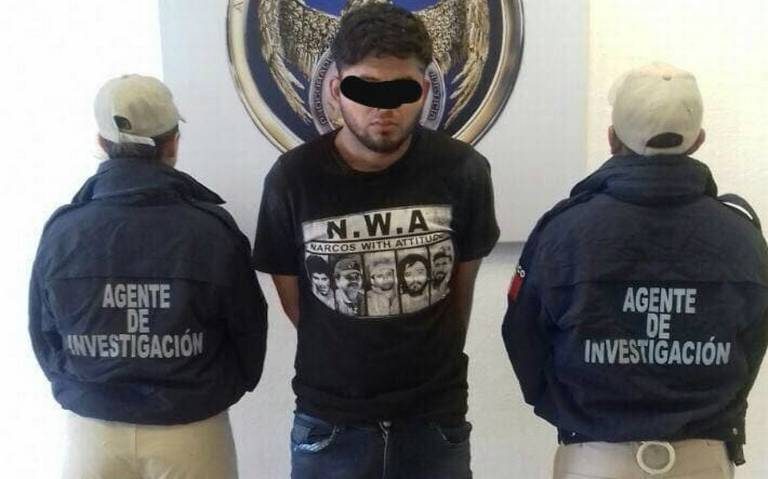 Cae El Titi, líder de homicidas del cártel de Santa Rosa de Lima