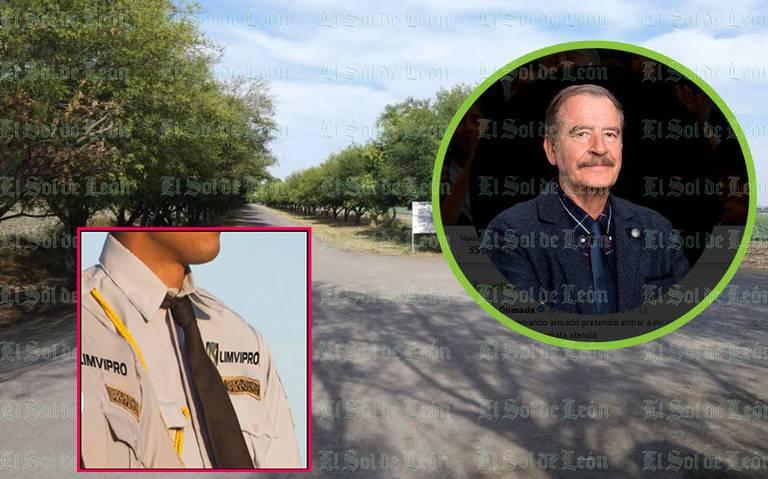 Guardias de seguridad de Fox carecen de armas para repeler agresiones