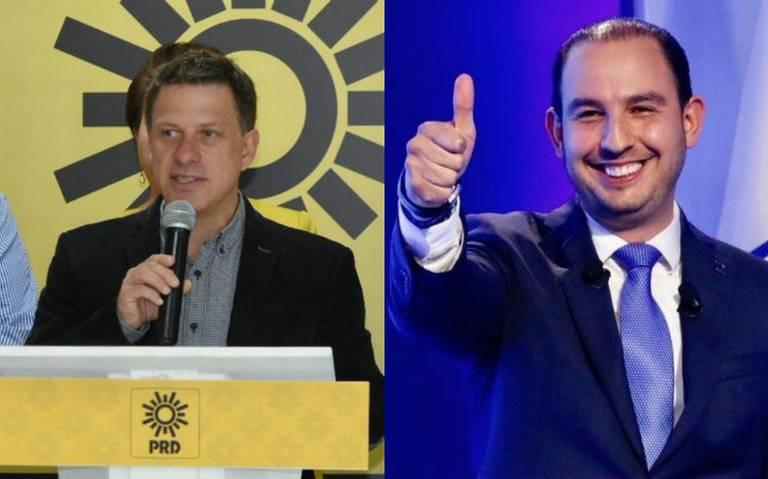 PAN y PRD celebran fallo del Tribunal Electoral contra Barbosa