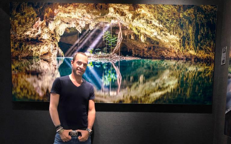 Pepe Soho muestra santuarios virtuales en Tulum