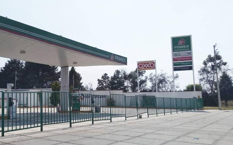 AMLO culpa a la CRE por información imprecisa sobre gasolineras
