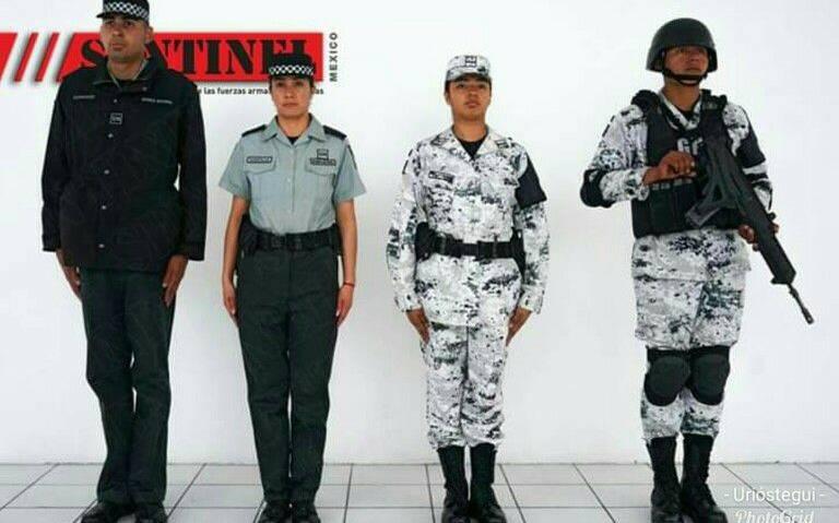 Guardia Nacional inicia operaciones sin marco legal