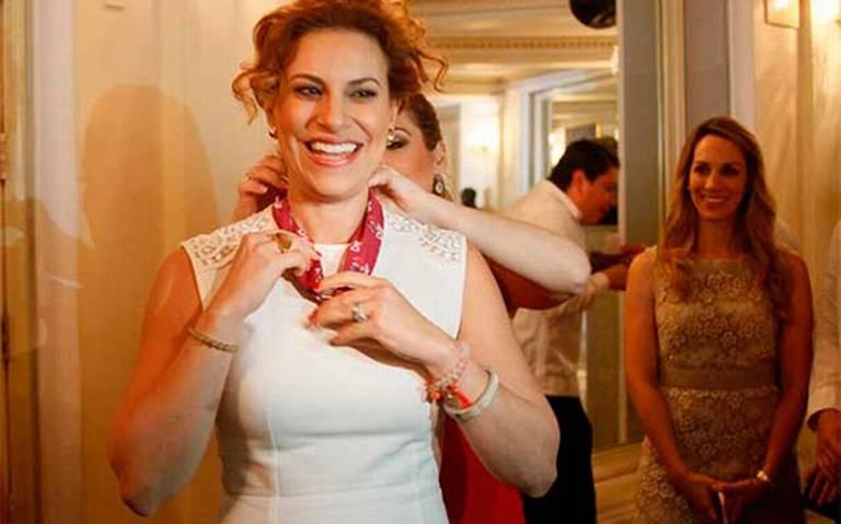 Ordenan captura de Mónica Ghihan, hermana de Karime Macías
