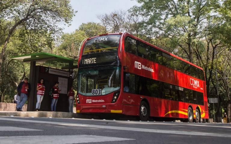 Metrobús lanza su waze, abre datos en tiempo real para facilitar traslado de usuarios