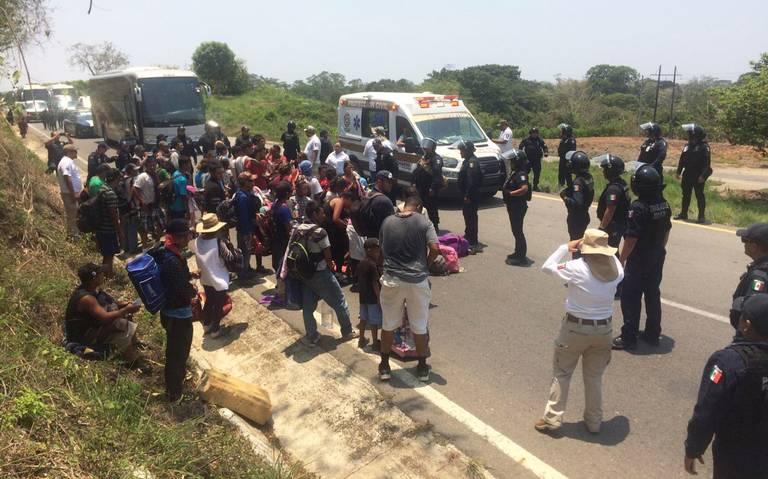 México pedirá visa a salvadoreños y hondureños