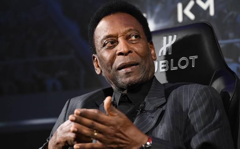 "Hospitalizan a ""O Rei"" Pelé en París"